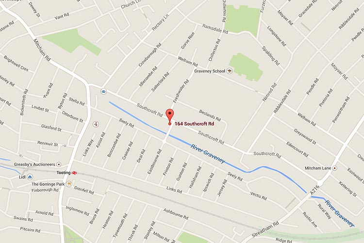 See Tooting Trusted Local Locksmith location on Google maps